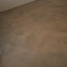 Декоративный бетон. Декоративный бетонный пол из Микробетон.
