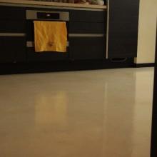 Микроцемент. Декоративный пол из бетона.